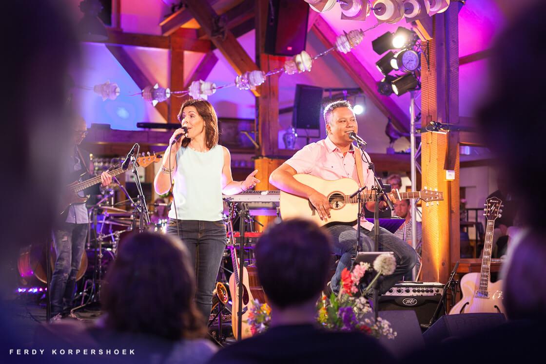 Concert Marc & Deborah