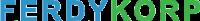 Ferdy Korp Logo